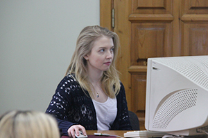 "Elizaveta Zhuk, INA ""Evolutio"" Organization and Educational Support Advisor"
