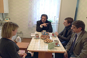Visit to Mogilev oblast