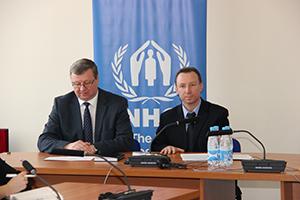 V. Shadurski and A. Tatura