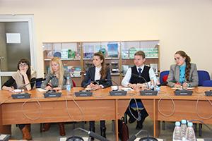 Presented journalists