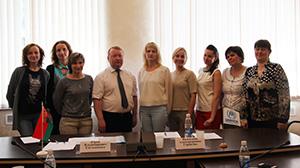 Particiapnts of Minsk platform