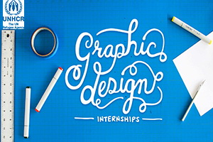 Graphic design intern is wanted!
