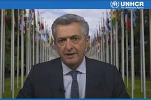 Message of the UN High Commissioner for Refugees Filippo Grandi